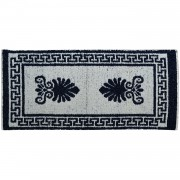 Acroceramo Midnight Blue Rug, Two-Sided , 65x135cm
