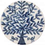 Tree with Birds, Decorative Wall Plate, d:23cm