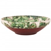 Leafs II, Decorative Bowl, d:22cm