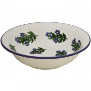 Floral, Decorative Fruit Bowl, d:25cm