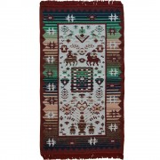 Artemis Rug, Cherry Red, 70x120cm