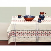 Ainos, Bohemian Tablecloth, square 160cm