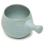Estia, Ceramic Coffee Mug, Teal