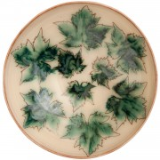 Leafs, Decorative Bowl, d:17cm (6.69'')