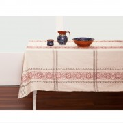 Rhombus, Dining Room Tablecloth, Square 160