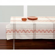 Folk Art Tablecloth, Square 160