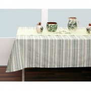 Green Tablecloth & Table Runner