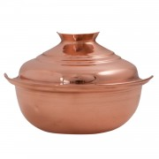 Mini Hanging Cooking Pot, Copper Home Accessory
