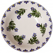 Floral, Large Serving Bowl, d:25cm