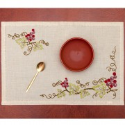 Grapes, Mini Coffee Table Runner