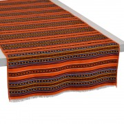 Kythnos Orange Table Runner (L)