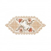 Flowers & Lace, Table Runner for Dresser, Small